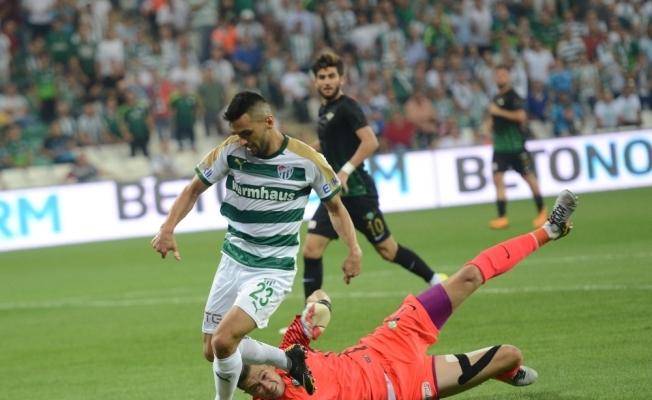 Bursaspor galibiyet hasretini dindirmek istiyor