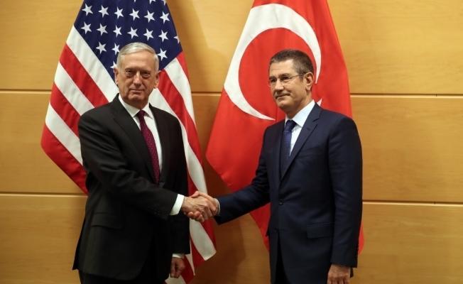Canikli, Mattis ile görüştü