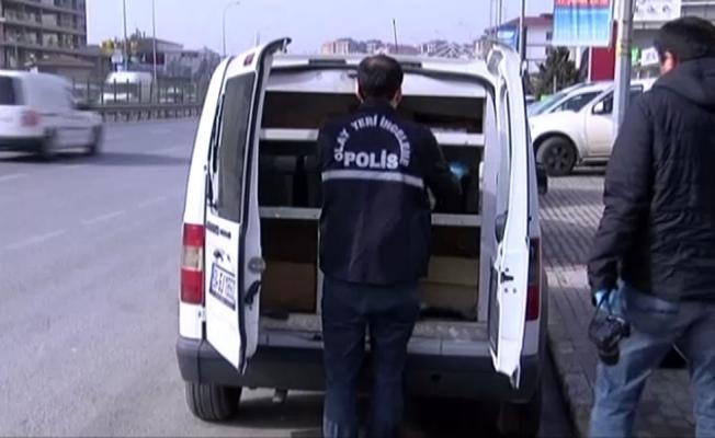 Çekmeköy'de koca dehşeti: 1 yaralı