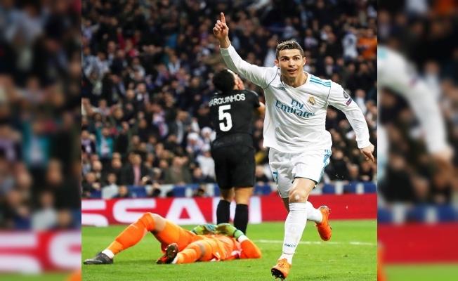 Cristiano Ronaldo rekorlara doymuyor
