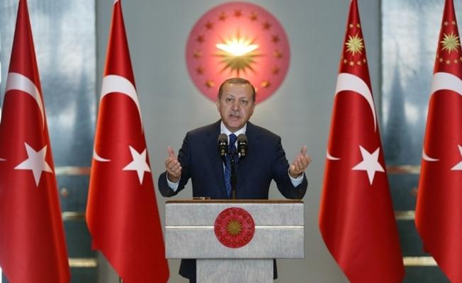 """Cumhurbaşkanı Erdoğan: """"Senden mi alacağız izni?"""""""