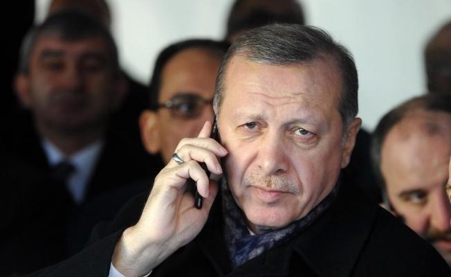 Cumhurbaşkanı Erdoğan'dan Kılıçdaroğlu'na geçmiş olsun telefonu