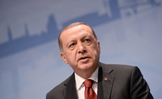 Cumhurbaşkanı Erdoğan'dan Nuray Hafiftaş için taziye mesajı