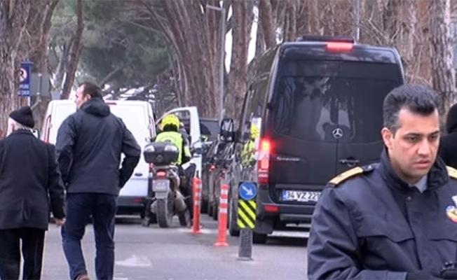 Erdoğan, Fatih Sultan Mehmet Araştırma Hastanesine geldi