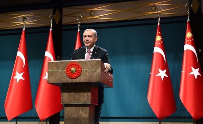 Erdoğan, Makedon Başbakanı kabul etti
