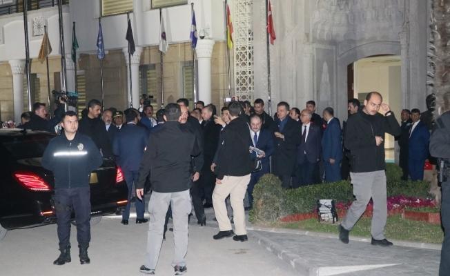 Erdoğan'dan Osmaniye Belediyesine ziyaret