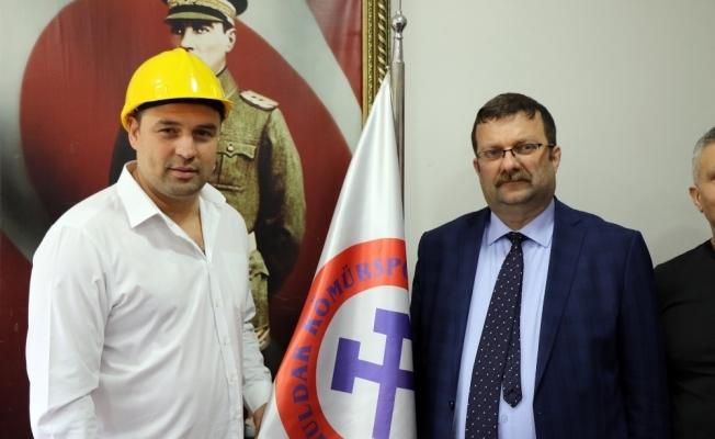 Fatih Akyel, Zonguldak Kömürspor'a imza attı