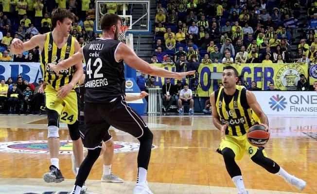 Fenerbahçe Doğuş, Brose Bamberg'i devirdi