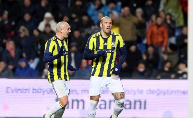 Fenerbahçe Fernandao ile kazandı