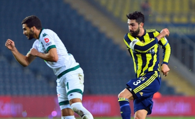 Fenerbahçe ilk devreyi önde kapattı