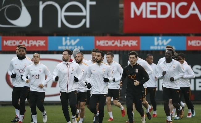 Galatasaray, Konyaspor'a hazır