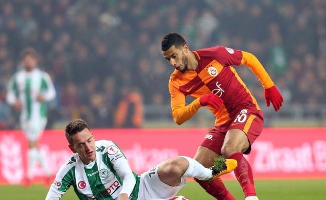 Galatasaray, kupa rövanşında Konyaspor karşısında