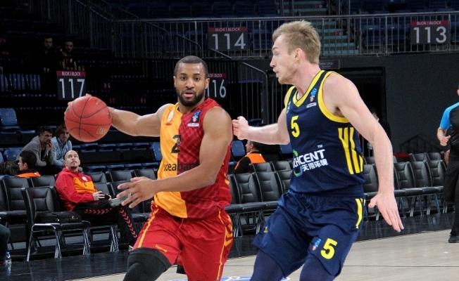 Galatasaray Odeabank uzatmalarda kaybetti