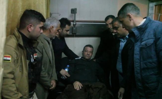 Irak Türkmen Cephesi Bulava köyü sorumlusuna silahlı saldırı