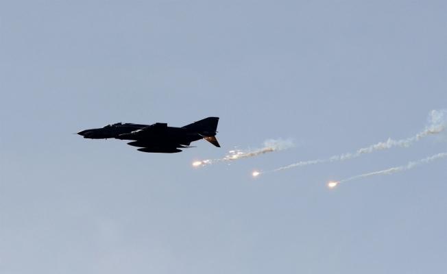 İsrail, Şam'da rejime ait askeri noktaları vurdu