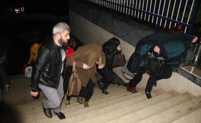İstanbul'da büyük 'fuhuş operasyonu'