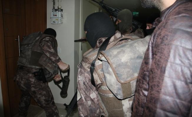 İstanbul'da lüks sitede uyuşturucu operasyonu