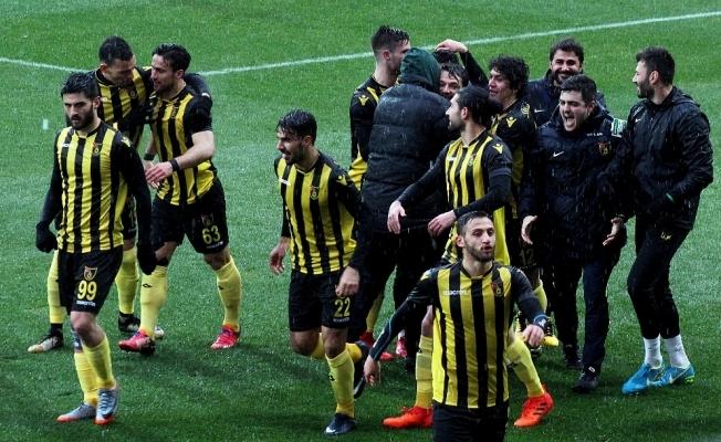 İstanbulspor gözünü Süper Lig'e dikti