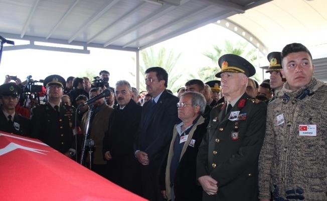 İzmir ikinci Afrin şehidini uğurladı