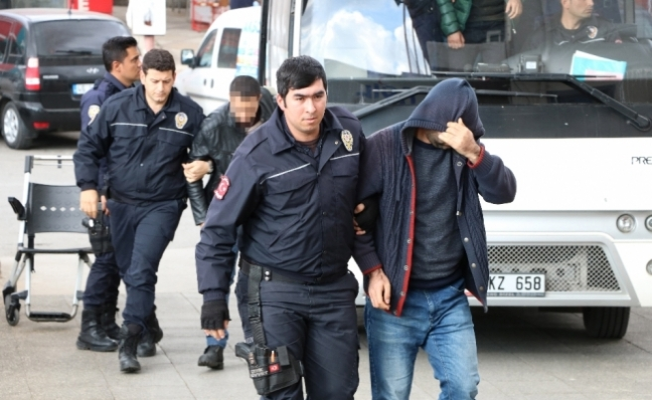 Kahramanmaraş'ta FETÖ operasyonu: 12 gözaltı