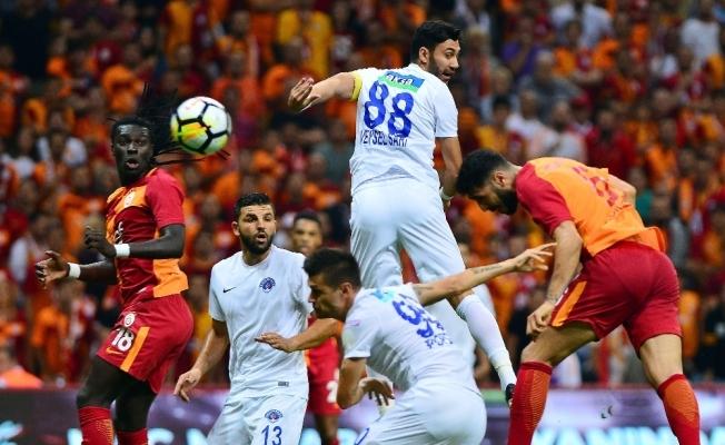 Kasımpaşa ile Galatasaray 28. randevuda