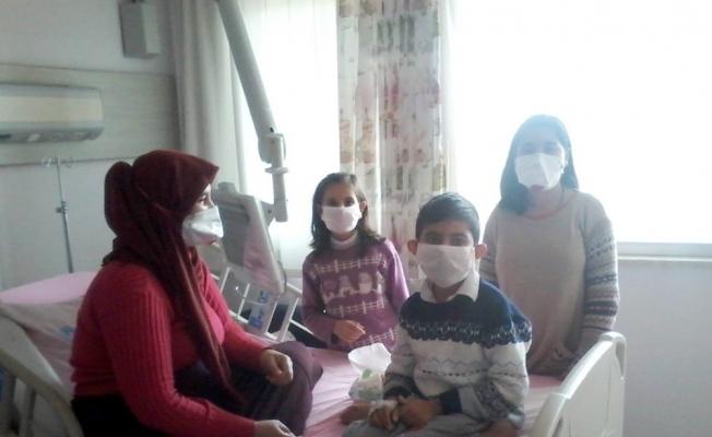 Kızları nakil oldu, diğer iki çocuklarında da hastalık çıktı