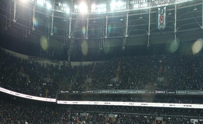 Konyaspor maçında Beşiktaş taraftarı olmayacak