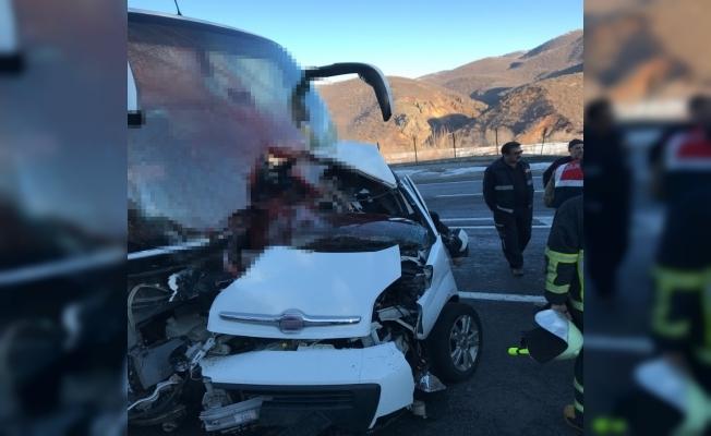Korkunç kaza: 4 ölü, 7 yaralı !