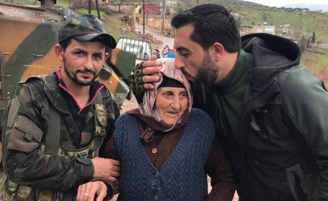 Kosanlı köyü teröristlerden temizlendi