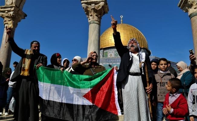 Kudüs'ten Mehmetçiğe Afrin duası