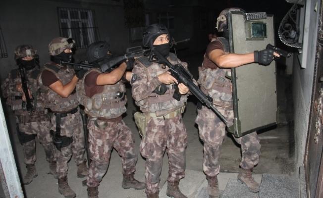 Malatya'da terör operasyonu: 11 gözaltı