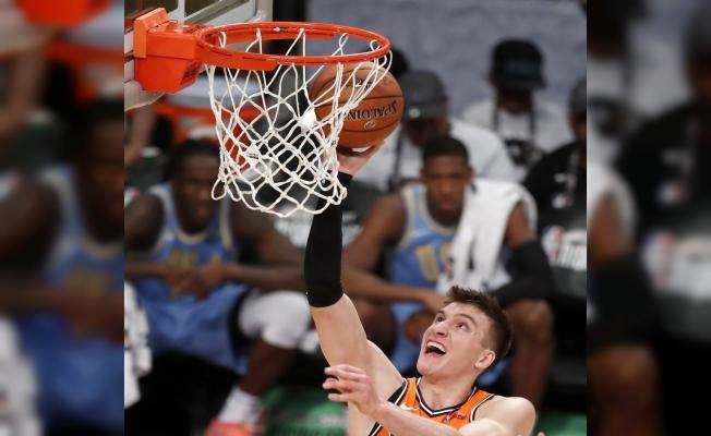 NBA All-Star'da MVP Bogdanovic oldu
