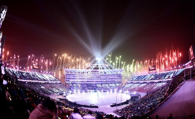 PyengChong 2018 Kış Olimpiyatları açılış seremonisi yapıldı