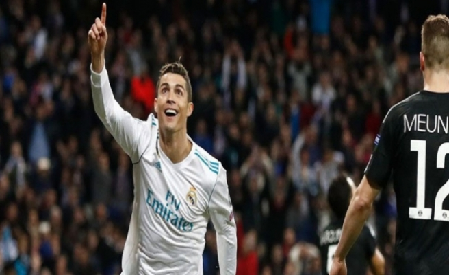 Real Madrid PSG'yi 3-1'le geçti
