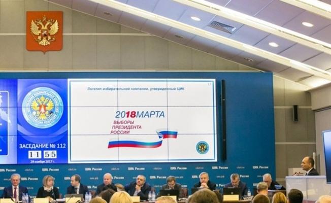 Rusya Devlet Başkanı Putin'in rakipleri belli oldu