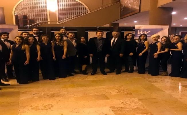 Samsun'da Stephane Blet&Voca Voıce konseri