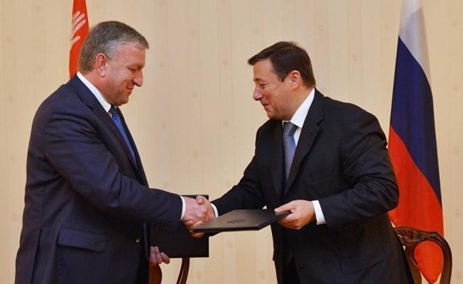 Soçi'de Abhazya ile Rusya arasında enerji zirvesi