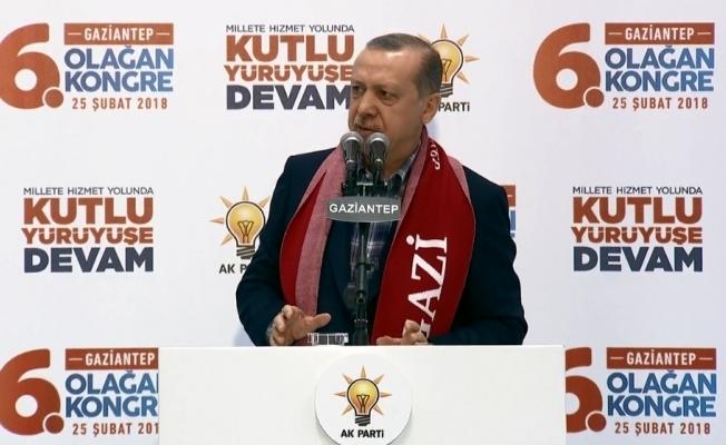 Son rakamı Erdoğan açıkladı