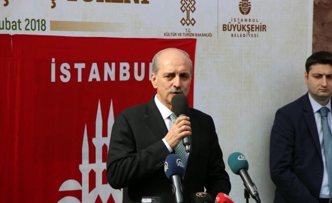 Sultan 2. Abdülhamid'in Türbesi ziyarete açıldı