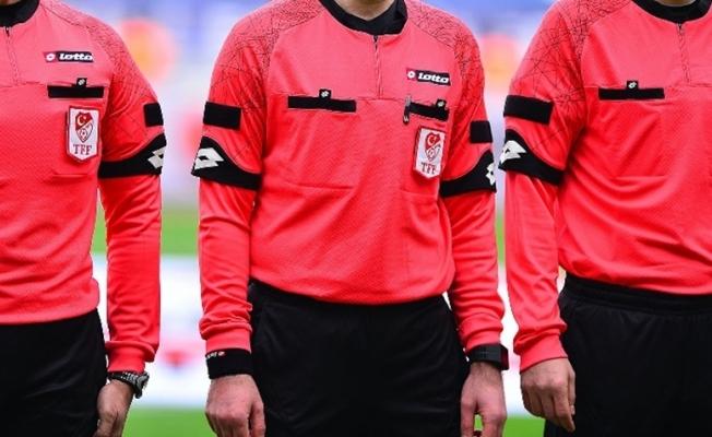 Süper Lig'de 22. hafta hakemleri