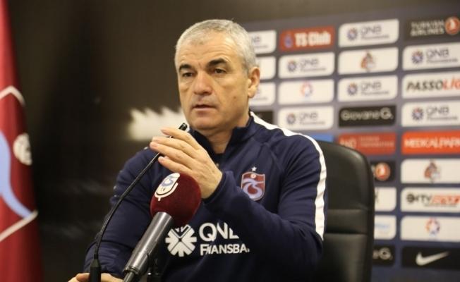 """""""Trabzonspor taraftarının takımına sahip çıkması gerekiyor"""""""
