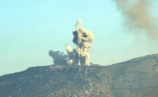 TSK: Toplam 1551 terörist etkisiz hale getirildi