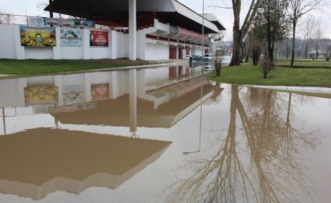 Tunca Nehrinden 'alarm' durumu