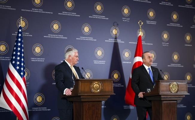 Türkiye-ABD'den ortak bildiri