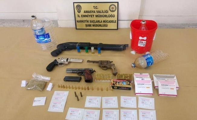 4 ilde narkotik operasyonu: 18 gözaltı