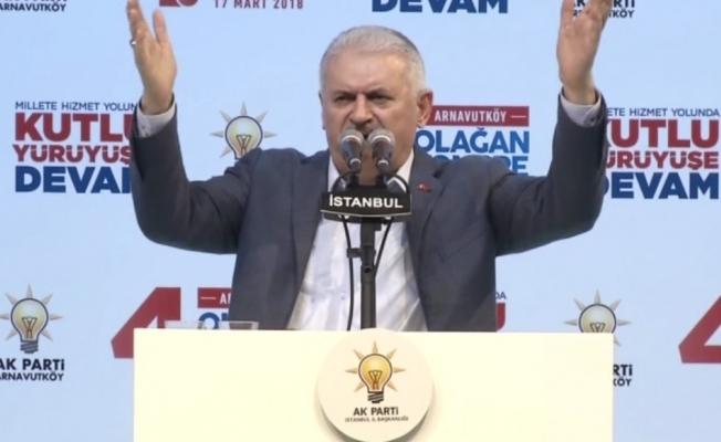 """""""Afrin'dekiler işi bitiri, bir dahaki sefere"""""""