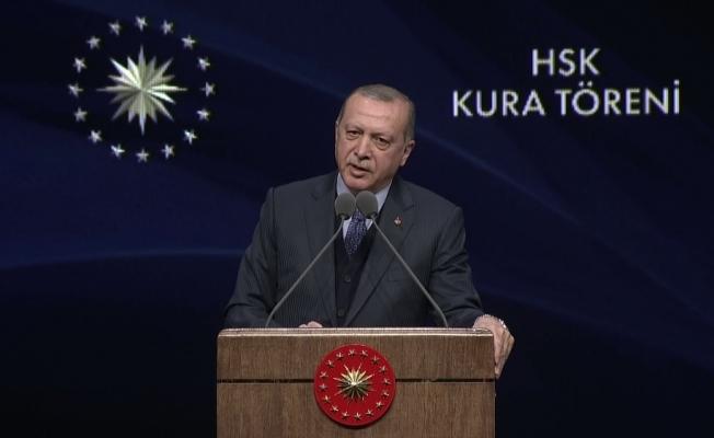 Afrin'den sonraki hedefleri açıkladı