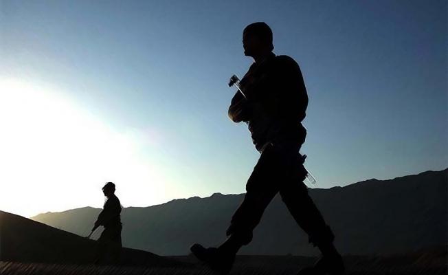 Afrin'in güneyindeki El Ehlam Dağı kontrol altına alındı