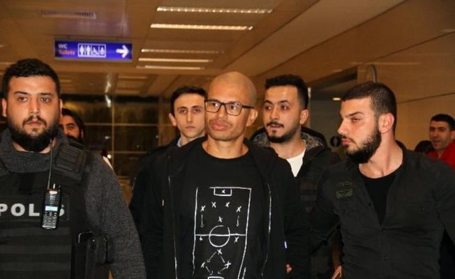 Alex De Souza İstanbul'da