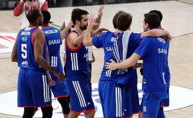 Anadolu Efes Brose Basket Bamberg deplasmanında